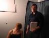 Frayne McCarthy - actor  and Conny Presich- photo Haruna H.