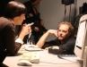 Inka and Joe rehearsing - photo Haruna H.