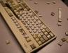 broken keyboard - photo Haruna H.