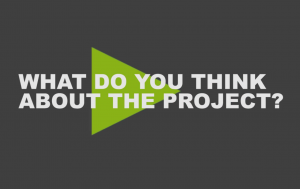 What do you think aboiut the project?